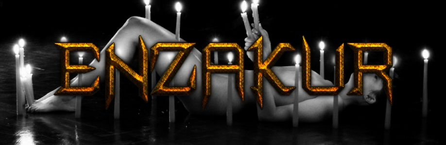 Enzakur the Sorcerer Cover Image