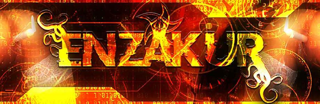 Enzakur the Sorcerer Cover Image